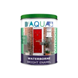 bright waterborne enamels wood for exterior IL17 series D'AQUA