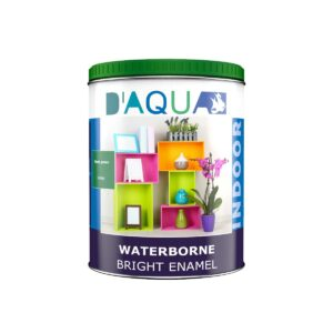 bright waterborne enamels wood for interior IL67 series D'AQUA