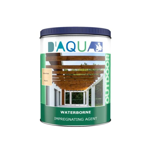traditional waterborne impregnating agents wood for exterior IM30 series D'AQUA
