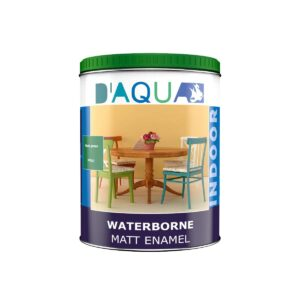 matt waterborne enamels wood for interior IO65 series D'AQUA