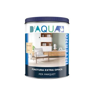 finitura all'acqua per parquet serie IP6 D'AQUA