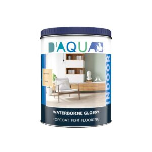 waterborne topcoats for flooring IP6 series D'AQUA