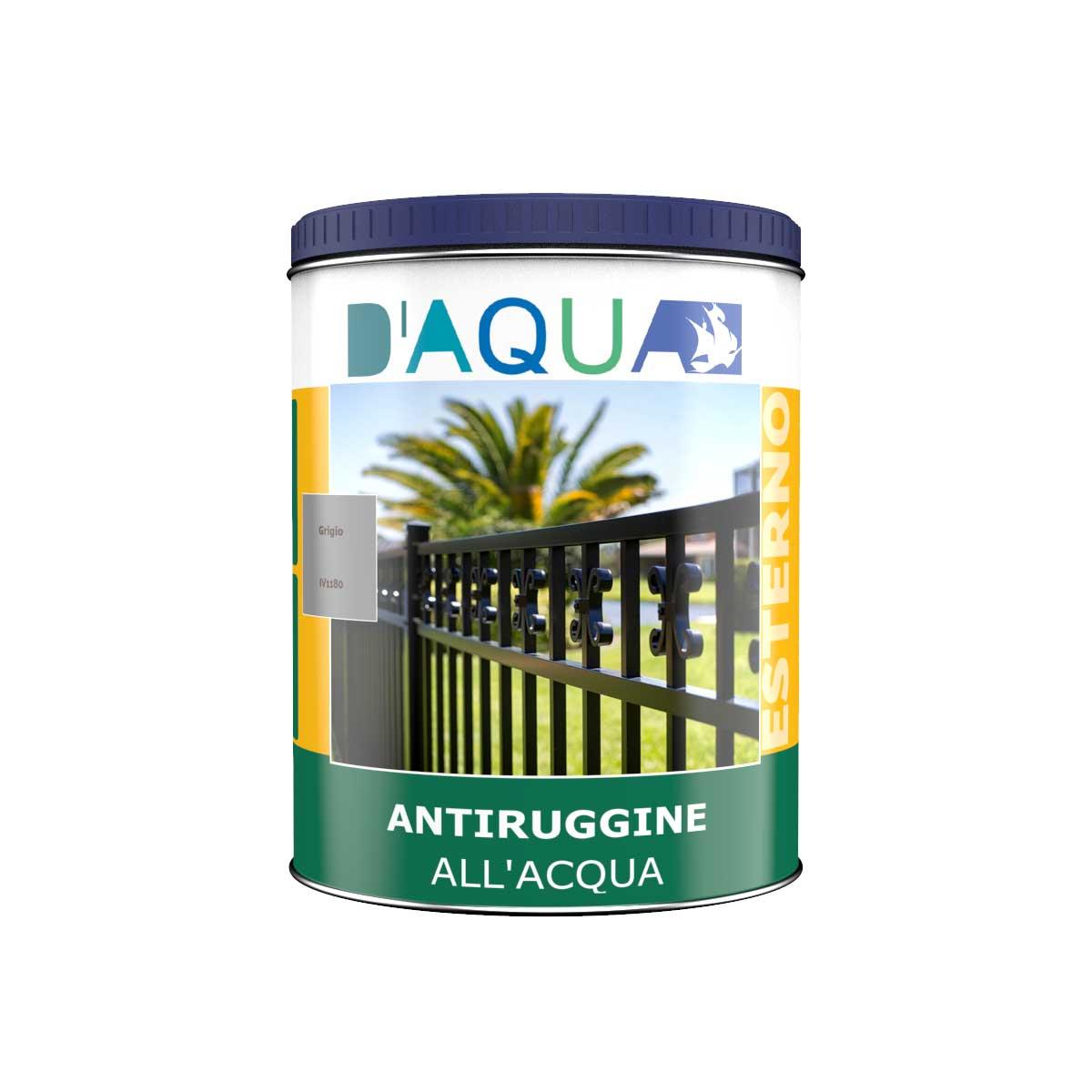 antiruggine all'acqua serie IV1180 D'AQUA