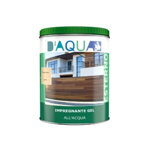 impregnante all'acqua gel serie IA35 D'AQUA
