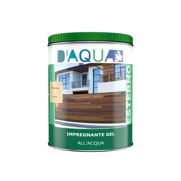 impregnante all'acqua gel serie IA35 D'AQUA