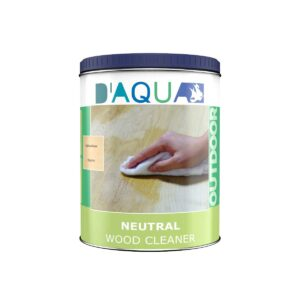 neutral wood cleaner D'AQUA