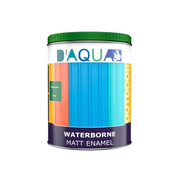 mett waterborne enamels metal IY15 series D'AQUA